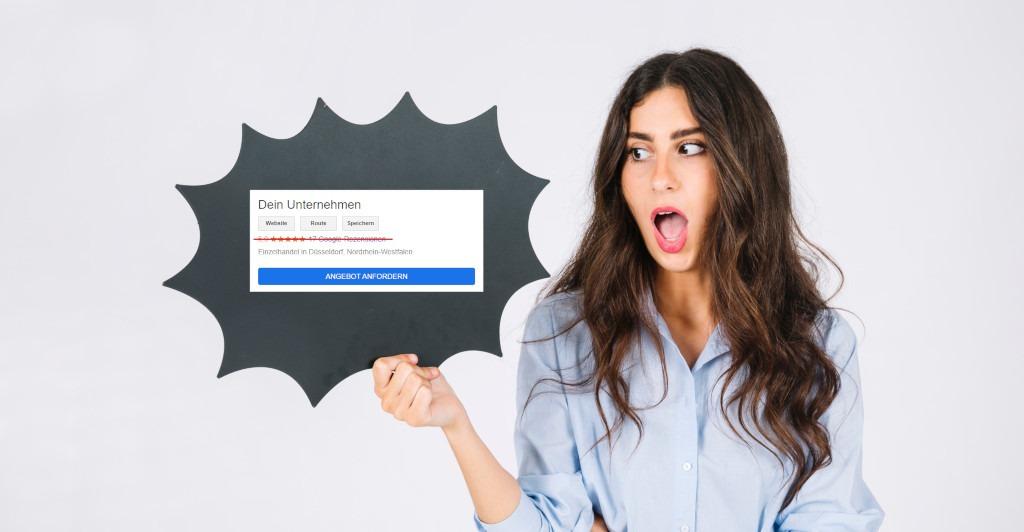 Google MyBusiness Update: Bewertungen gelöscht oder fehlen?!