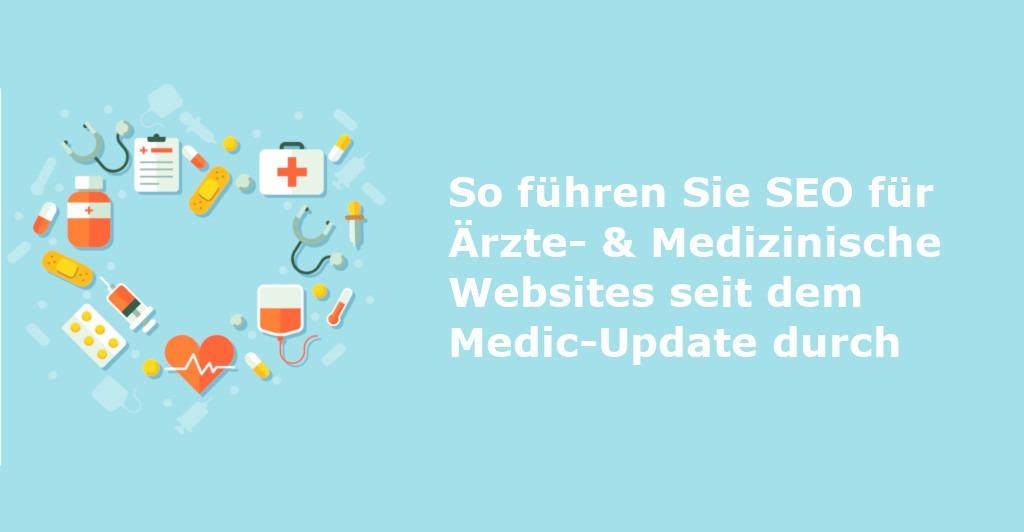 guide: seo fuer ärzte und medizinische websites